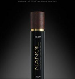 Έλαια μαλλιών Nanoil