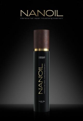 Nanoil – στο τουρνουά των υγιών μαλλιών